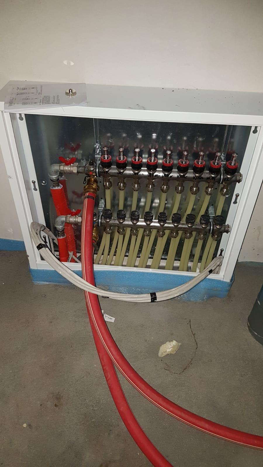 Gasleitungsueberpruefung