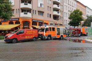 Notdienst bei Gas Wasser Heizung und Sanitaer Sana-Tec aus Berlin