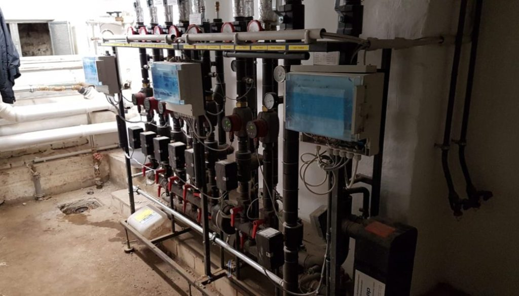 Wasserzähler Einbauservice